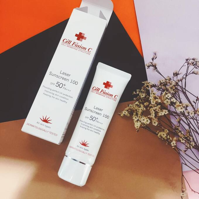Kem-Chống-Nắng-Cell-Fusion-C-Laser-Sunscreen-100